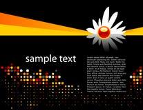 Hightech- Blume Lizenzfreie Stockbilder