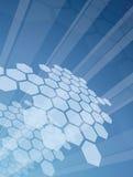 Hightech- Hintergrund Lizenzfreie Stockfotos