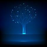 Hightech- Natur Lizenzfreie Stockfotos