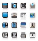 Hightech- und Technologieausrüstung Lizenzfreie Stockfotos