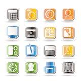 Hightech- und Technologieausrüstung Lizenzfreie Stockbilder
