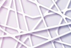 Hightech Web Like Background vector illustration