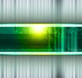 Hightechs-abstrakter Geschäfts-Hintergrund Lizenzfreies Stockbild