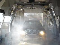 Hightechs-Nebel Lizenzfreies Stockbild