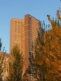 HIGHVILL residential buildings in Astana Stock Photos
