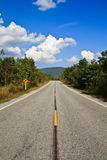On the highway Royalty Free Stock Photography