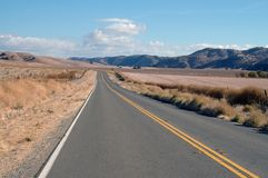 Highway 25 Royalty Free Stock Photography