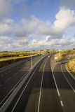 The highway Royalty Free Stock Images