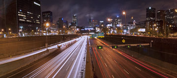 Highway 720 Royalty Free Stock Image
