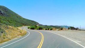 1 highway Zdjęcie Royalty Free