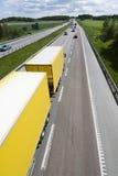 highway aktywności Zdjęcie Royalty Free