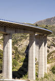 Highway of the Alpujarras Stock Image