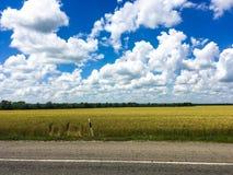 Highway background stock photos