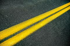 Highway Background Stock Image