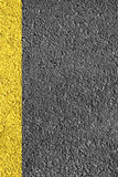 Highway Background. Close-up highway dividing lines Stock Images