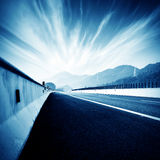 Highway Royalty Free Stock Photography