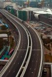highway bridge Fotografia Stock