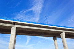 Highway bridge Royalty Free Stock Image