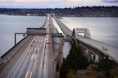 Highway Bridge Royalty Free Stock Photos