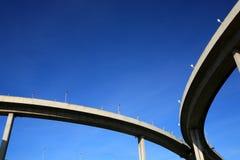Highway Bridge In Thailand Stock Images