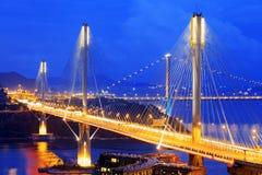 Highway bridge Stock Photography