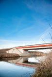 Highway bridge over the River Stock Image