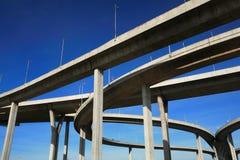 Highway Bridge  Thailand Stock Photography