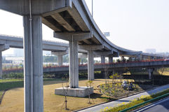 Highway Bridges 4 Royalty Free Stock Image