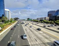 Highway 405 in California Stock Photography