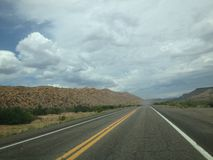 Highway1 de V.S. Stock Foto's