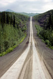 highway dempster Zdjęcia Stock