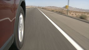 Highway Drive Stock Footage