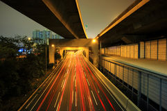 Highway and freeway Royalty Free Stock Photography