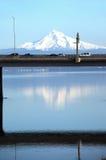 Highway I-205 bridge, Oregon. Stock Photography