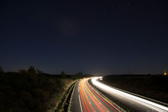 Highway Royalty Free Stock Images