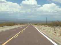 Highway1 los E.E.U.U. imágenes de archivo libres de regalías