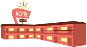Highway Motel Royalty Free Stock Image