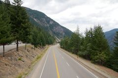 Highway No 1 Royalty Free Stock Photography