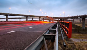 Highway Overpass Stock Images