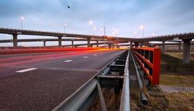 highway overpass στοκ εικόνες