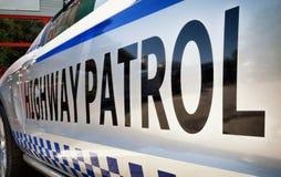 Highway patrol Stock Photos