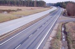 Highway. Stock Photos