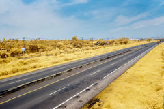 Highway Road. In Asia, this photo taken by Camera Infra Red Royalty Free Stock Image
