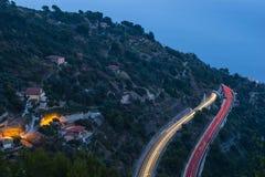 Highway road Stock Image