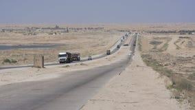 Free Highway Road Near Karbala, Iraq Stock Photos - 145719723