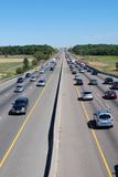 Highway scene Stock Photography