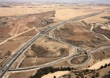 Highway in Spain Stock Photos