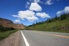 Highway at Tablelands Stock Photos