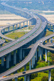 Highway in Taiwan Stock Photography