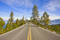 Highway to Heaven Stock Photos